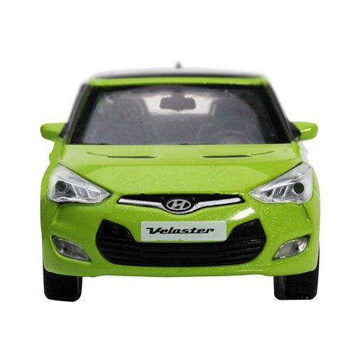 [Hyundai Toys Collation] Mini Car 1:38 Scale Unique