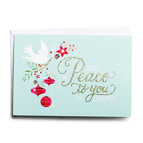 Christmas Boxed Cards - Peace to - Cards Boxed Peace Christmas