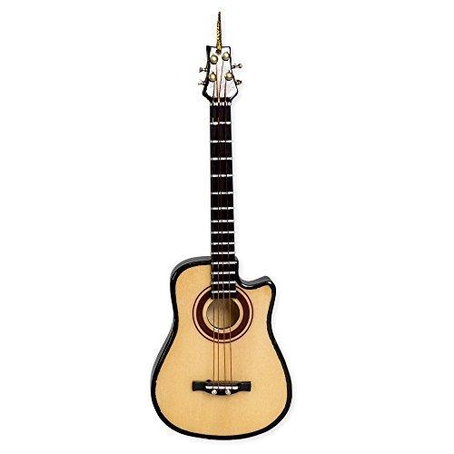 Bass Acoustic Guitar Hanging Ornament