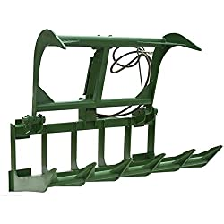 "Titan 48"" Grapple Bucket Attachment for John"