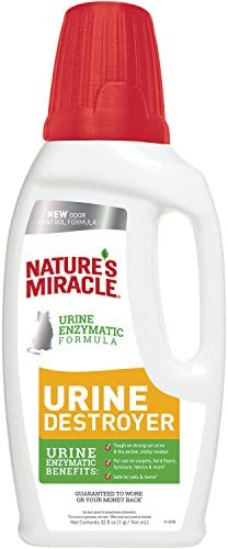 Natures Miracle Urine Destroyer Cleaner