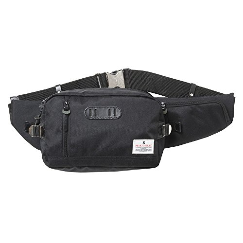 MAKAVELIC TRUCKS WAIST BAG single strap backpack 3105-10301 BLACK by MAKAVELIC