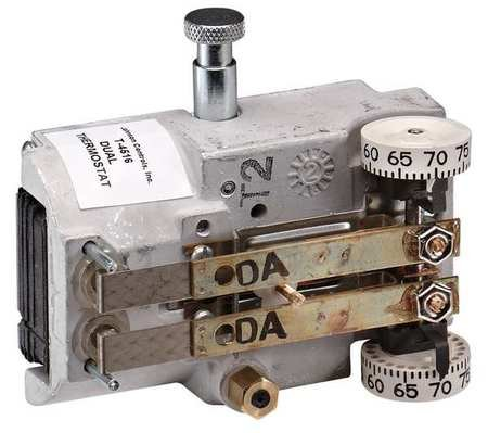 (Pneumatic Thermostat, DA, 55 to 85F)