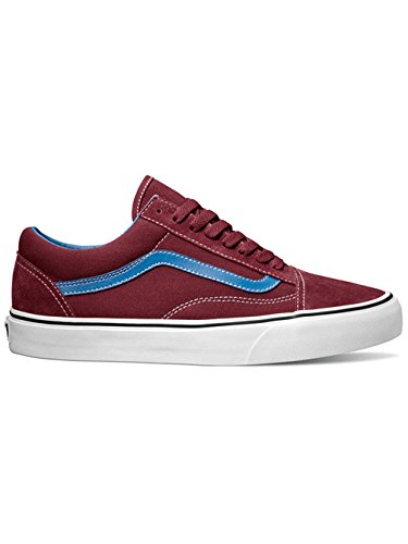 suede Homme Port Tawny canvas Sneakers Vans Basses 6Rn0ffO