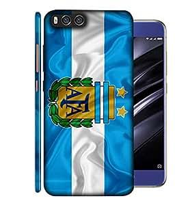 ColorKing Football Argentina 05 Multicolor shell case cover for Xiaomi Mi A1