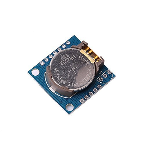J-DEAL® Tiny RTC I2C DS1307 AT24C32 24C32 memory Real Time Clock Module for Arduino (Rtc Module Arduino compare prices)
