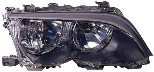 2004 bmw 325xi headlight assembly - 5