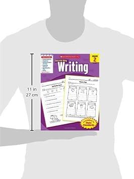 Scholastic Success with Writing, Grade 2: Scholastic ...
