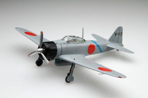 Mitsubishi Zero Fighter - Fighter series No.01 Mitsubishi Mitsubishi A6M Zero Type 21 1/48 Japan (japan import) by Fujimi Model