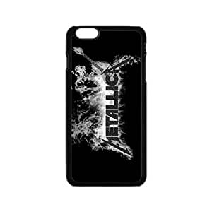 iStyle Zone Snap-on Protective Hardshell Cover Case for iPhone 6 (4.7 inch) [Metallica]