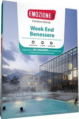 Emozione3 - WEEK END BENESSERE - Cofanetto Regalo - Soggiorni con ...