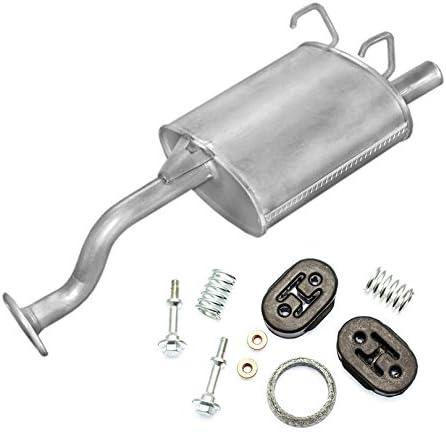 Endschalldämpfer Montagesatz Auspuff Civic 1 4i 16v Fliessheck 3 Türig Auto