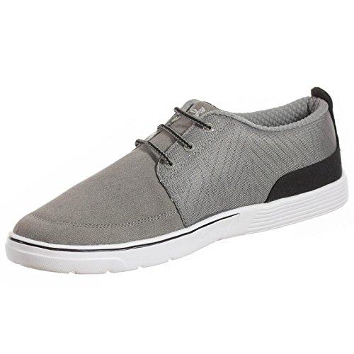 889362282770 - Under Armour Mens Street Encounter II Recovery Shoe Sneakers Steel Black HVY 11 carousel main 1