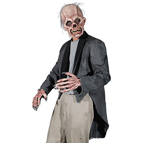 (Fun Express - Tattered Tuxedo for Halloween - Apparel Accessories - Costume Accessories - Masks - Halloween - 1 Piece)