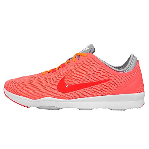 Nike Dames Zoom Fit Trainingsschoen Lava Glow