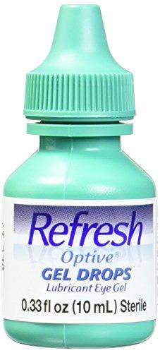 Refresh Optive Gel Drops, 0.33 Fluid
