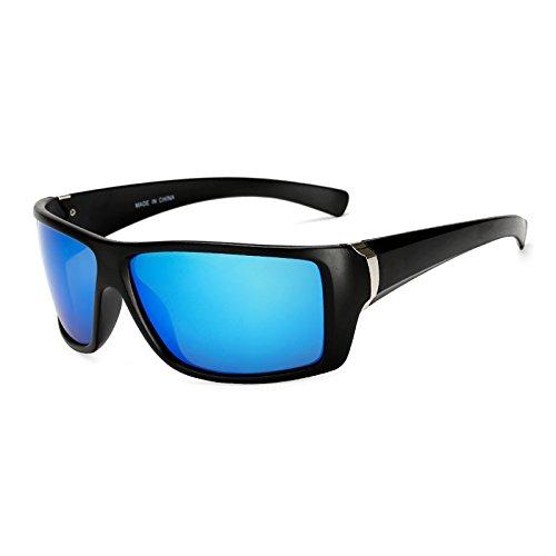 de Sol Gafas KP1018 Gafas polarizadas Gafas al Gafas Gafas KP1018 Hombres Sol Deportivas de TL para Aire C4 Sol de Libre Sunglasses C4 wq18n0E