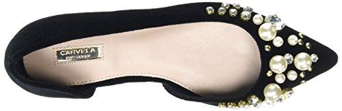Carvela Locket Np - Zapatos Mujer Negro (Black)