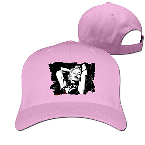 Shimile10 Adult Madonna Rebel Heart Reversed Baseball Cap (Madonna Costumes Rebel Heart Tour)