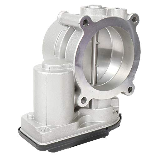 ROADFAR Fuel Injection Throttle Body Electric Throttle Body- S20068 Upgraded Quality Fit for Ford Edge/Explorer/Mustang/F-150/ Transit-150/ Transit-250/ Transit-350, Lincoln Continental/MKS/MKZ (Mustang Body)