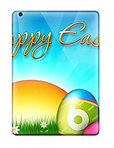 Hot Tpu Cover Case For Ipad/ Air Case Cover Skin - Happy Easter