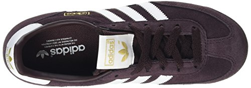 adidas Dragon, Zapatillas Para Niños Rojo (Rojnoc / Ftwbla / Negbas)