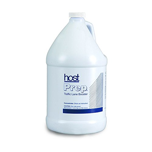 HOST Prep Carpet Traffic Lane Booster, Gallons, 1 Gallon by HOST Dry Carpet Cleaning