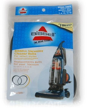 Bissell Style 7,9,10,12 14 Upright Vacuum Replacement Belt 203-1093 (Bissell 4104 Belt compare prices)
