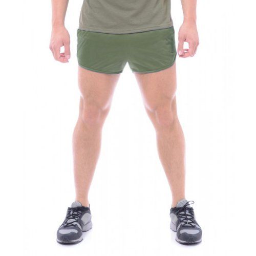 Soffe Men's Running Shorts, XX-Large, Olive