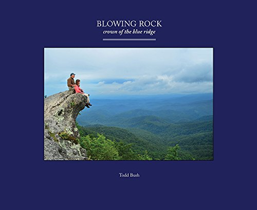 Blowing Rock Crown of the Blue - Rock Blowing