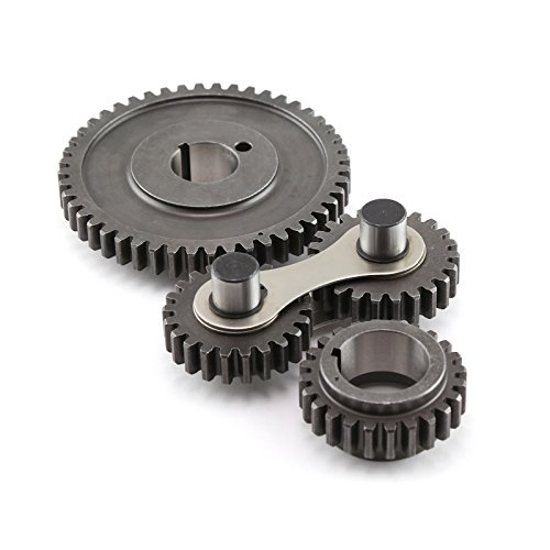 (Pontiac 287 350 389 455 1955-82 Dual Idler Noisy Timing Gear Drive Set)
