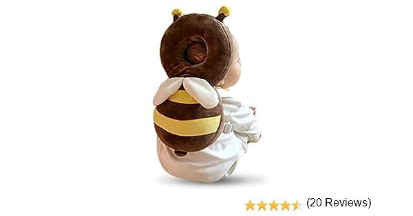 LAAT - Cojín de protección ajustable para bebé, protección de la ...