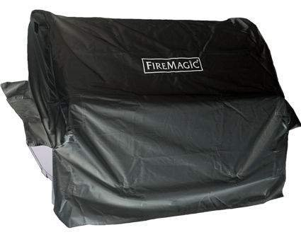 Fire Magic Cover (Fire Magic 3648F Built In Vinyl Grill Cover for E10)