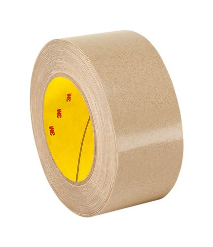 (3M 465 Adhesive Transfer Tape - 1.75 in. x 180 ft. High Tack Splicing Tape Roll with Easy Liner Release. Tapes and Sealants)
