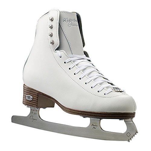 Ladies Figure Skates - Riedell 133 Diamond Ladies Figure Skates Size 7 Medium