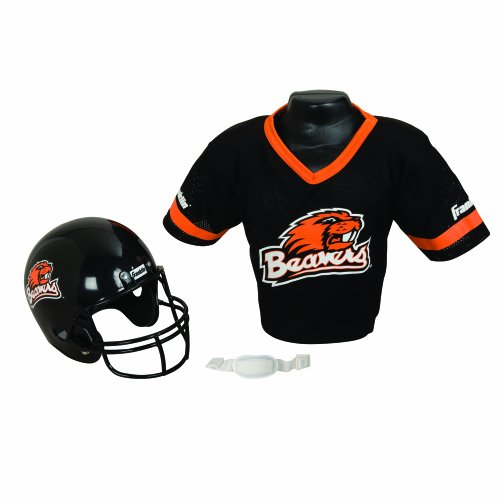 - Franklin Sports NCAA Oregon State Beavers Helmet and Jersey Set