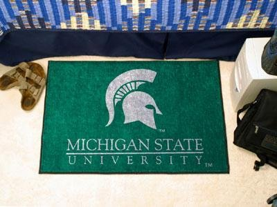 Fan Mats Michigan State Starter Rug, 20