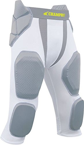 CHAMPRO Man-Up - 7-Pad Girdle (7 Piece Pad)