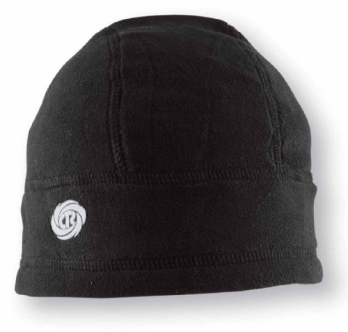 Chaos -CTR Chinook Micro Fleece Skully Beanie, Black, Adult -