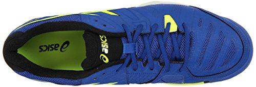 ASICS Herren Gel-Challenger 10 Tennisschuh Blau / Gelb / Onyx