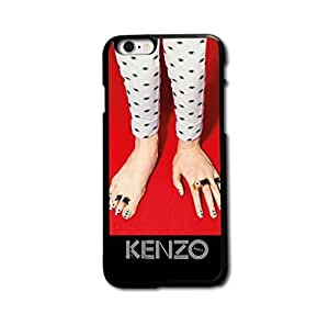 Tomhousomick Custom Design Women's Fashion KENZO Tiger And Girls Design Case for iPhone 6 Plus 5.5 inch by ruishername