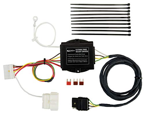 Hopkins 43114 Plug-In Simple Vehicle Wiring -