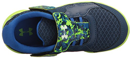 Running Armour Navy Thrill Toddler US Infant 6K Ultra Blackout Boys' Blue Shoes Under M qaIwdCIS