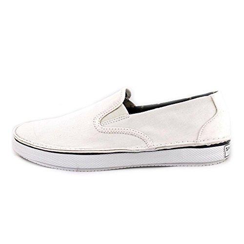 Sperry Cruz S/O SW White Sneaker Slipper Herren