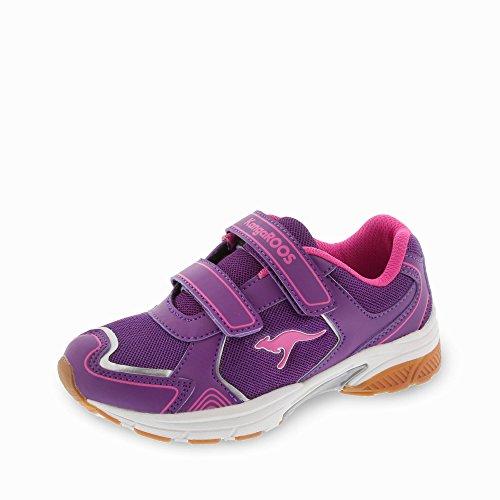 Kangaroos  12000-685, Chaussures spécial sport en salle pour fille