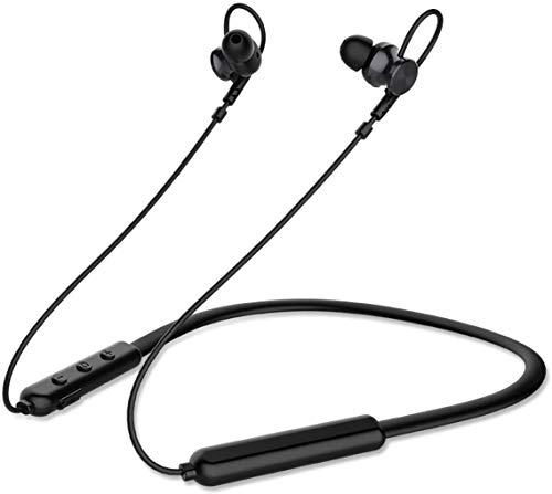 Bluetooth Headphones, Bluetooth Headphones 5.0, Sports Earbuds, Waterproof Stereo Earphones 12 Hours Playtime Noise…