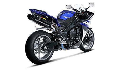 Amazon Com Akrapovic Yamaha Yzf R1 2009 2014 Racing Line Exhaust