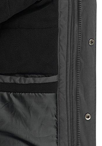 INDICODE para Hombre 910 Grey Invierno Ice Chaqueta Dark de AAIrq