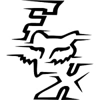 Fox Racing - Fox Sticker - Voltcano