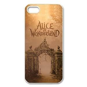 Alice in Wonderland iPhone 5 case,iphone 5s Cases,iPhone 5 Cover,iPhone 5S Covers,TPU Case Cover For iPhone 5 5s
